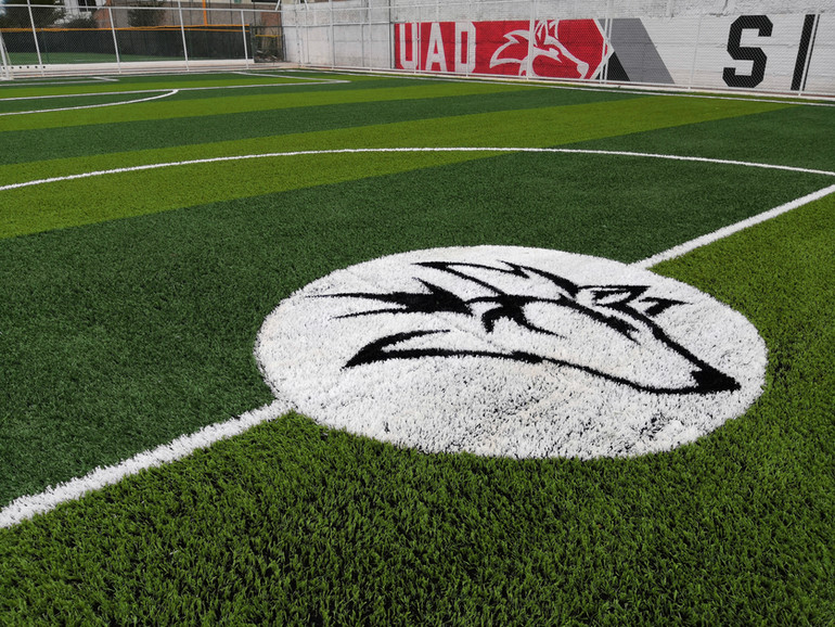 Cancha Futbol 7 _Universidad Autónoma de