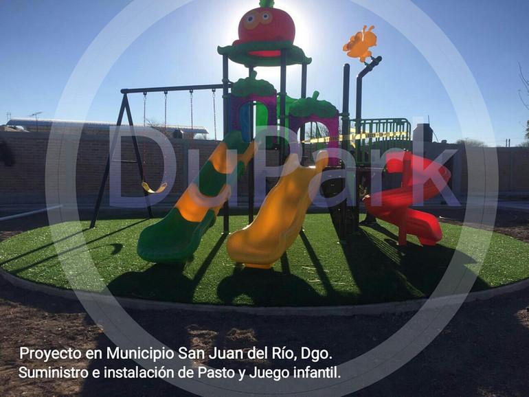 San Juan del Rio, Durango