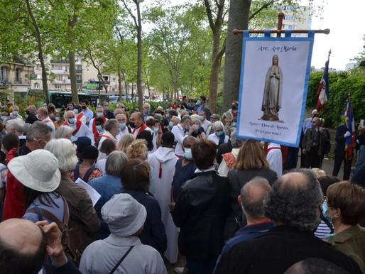 Marche des martyrs de la Commune :   « Pourquoi nous avons organisé un pèlerinage »