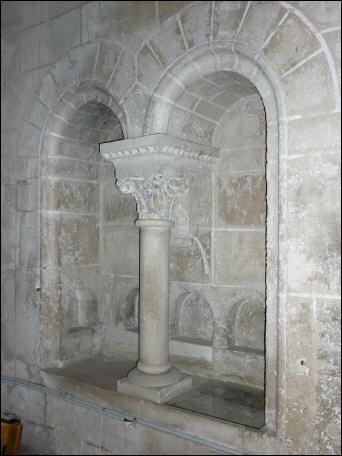 fontaine liturgique