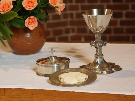 Vivre le 5ème dimanche de Carême de chez soi