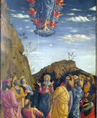Messe de l'Ascension retransmise à 11h