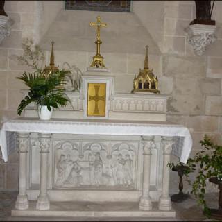 Autel saint Loup