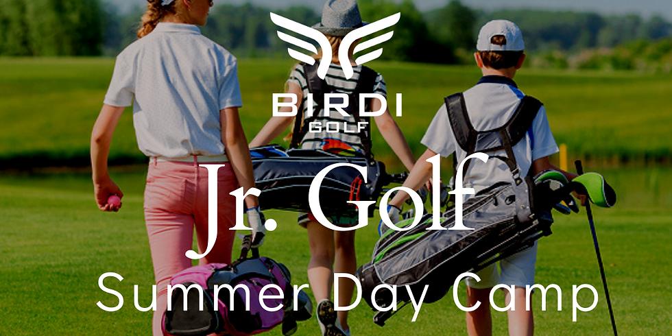 BIRDI Jr. Golf Day Camp