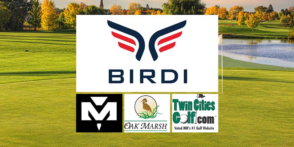 Rescheduled: BIRDI Red, White & Blue Classic @ Oak Marsh Golf Course