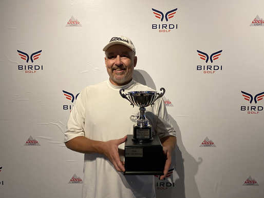 Christensen caps off inaugural BIRDI Cup season with Championship, Roegiers takes 2nd.