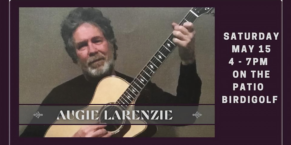 Live Music - Augie Lorenzie - Popular Blues, Folk, Country from the 50s - 80s