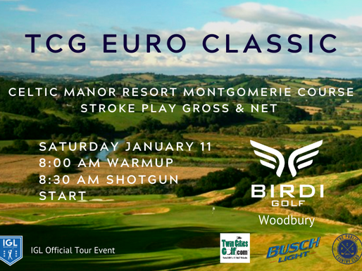 Announcing the TCG Euro Classic