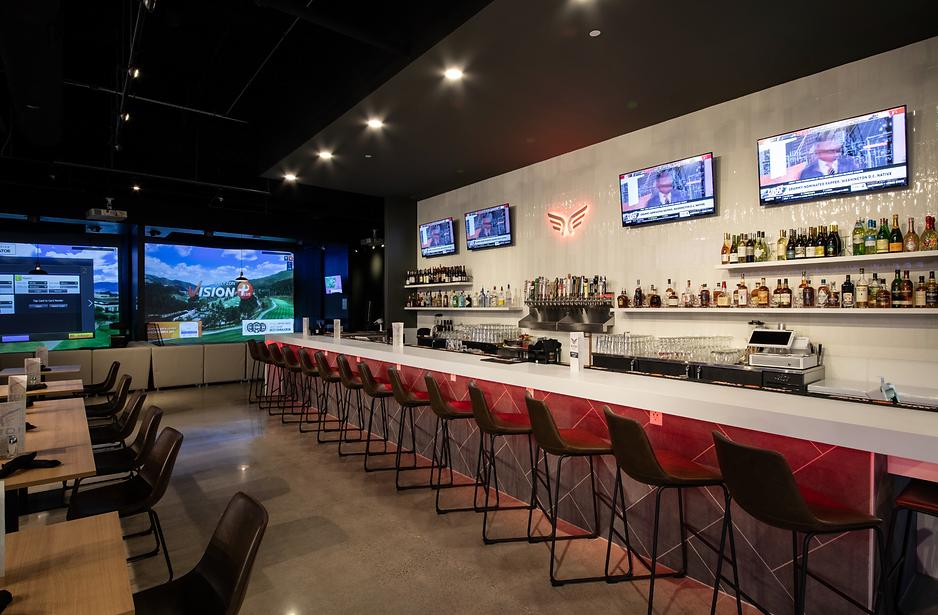 BIRDI Golf Bar & Grill