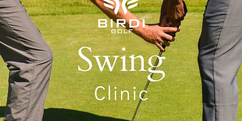Swing Clinic with Amy Harris