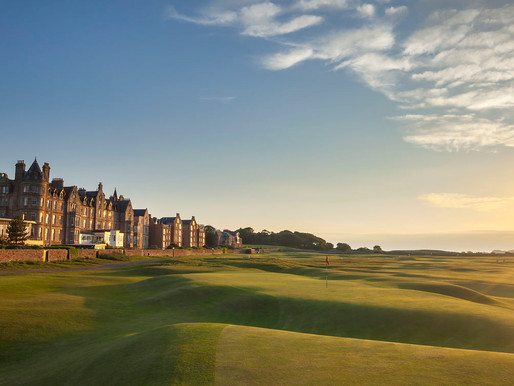 Low scores reign on first day of Scottish Open.