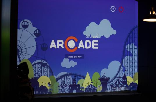 Arcade mode games