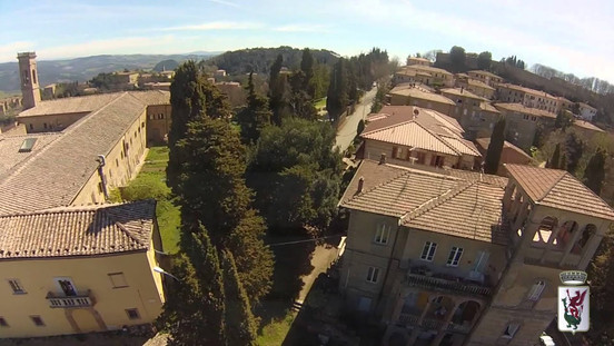 Volterra by drone