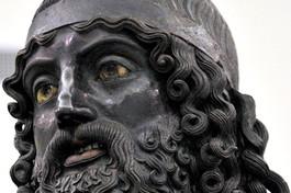 bronzi di riace museo della magna grecia