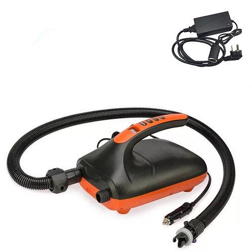 Pompe électrique pour SUP 12 volts (allume-cigarette) et 120 volts