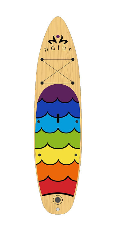 Chakra planche à pagaie - SUP - Standup Paddle - Paddleboard