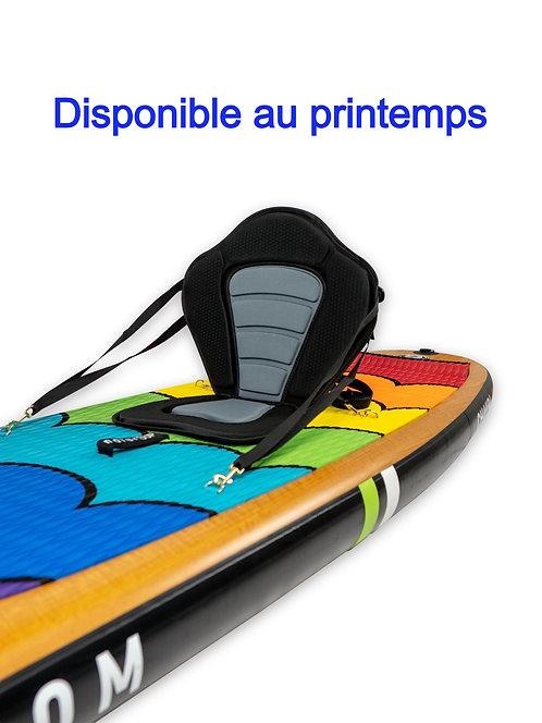 Siège kayak avec pagaie