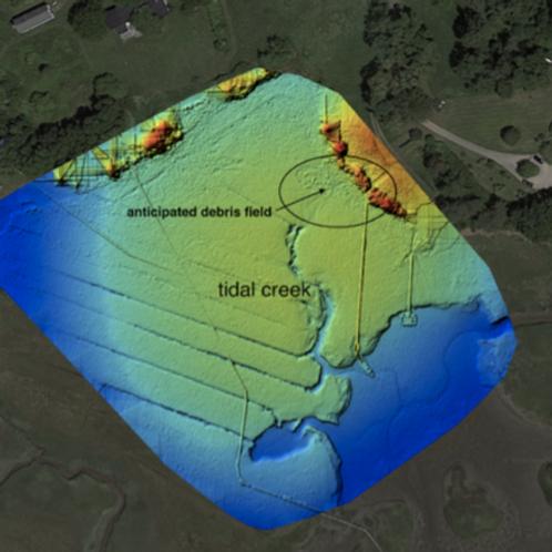 Comparing Macroplastic Distribution Using Drone Flights