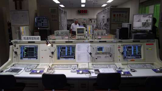 Set Photo [Mission Control Room]