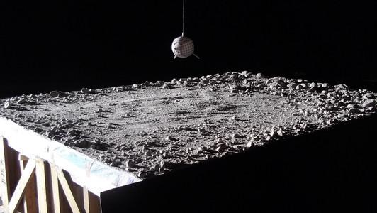 Set Photo [Asteroid ITOKAWA]