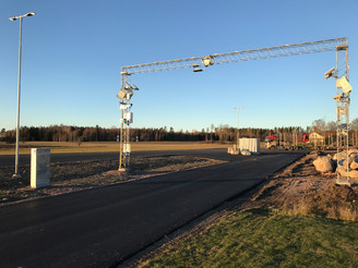Ljungträ is the first sawmill with latest products from Cind (Swedish)