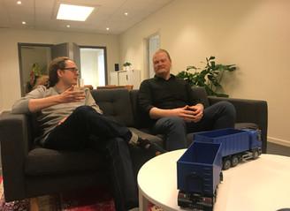 Development team is expanding