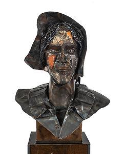 Pioneer Woman Bust