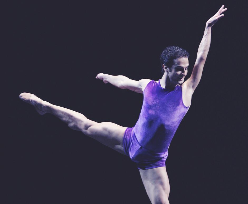 Deixaria o seu filho participar em aulas de ballet?