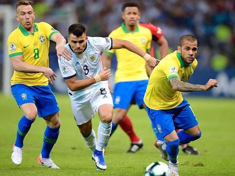 Jogadores da seleção brasileira decidem participar da Copa América