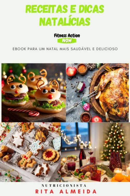 Ebook Natal - Receitas e Dicas deliciosas de natal