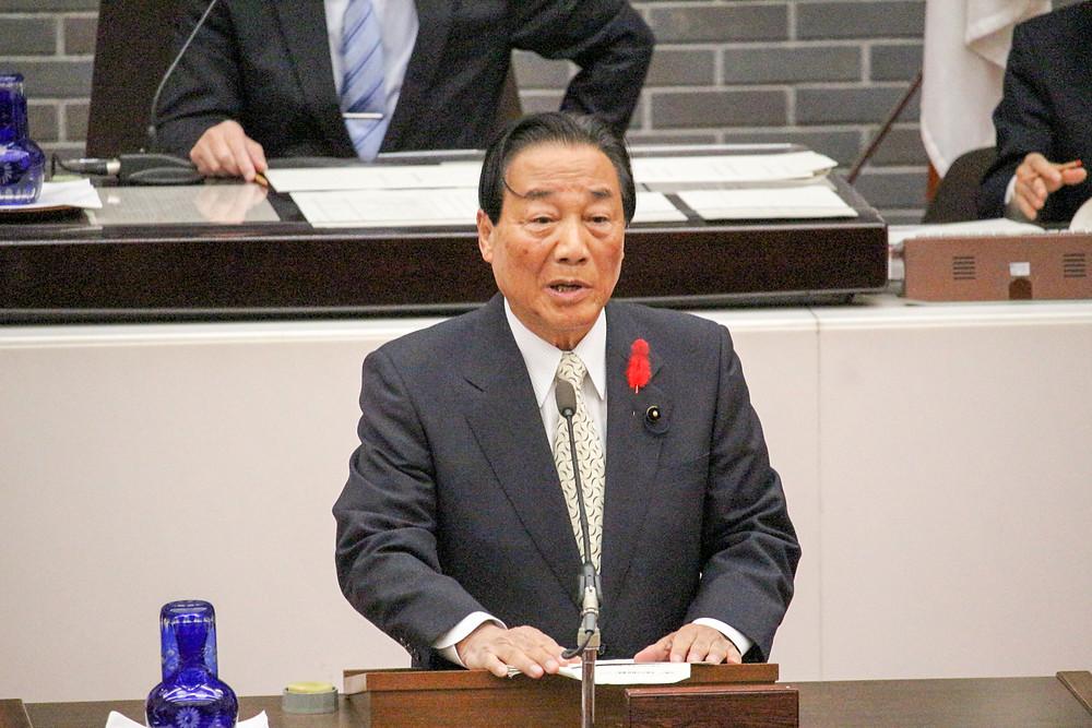 平成29年第5回岐阜県議会定例会代表質問