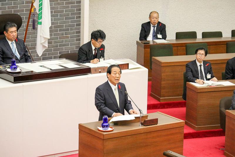 平成28年第5回岐阜県議会定例会
