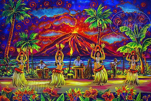 The Best Hula Luau