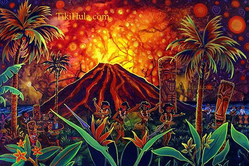 Famous Tiki Luau
