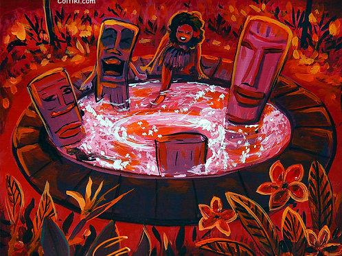 Hot Hot Tub