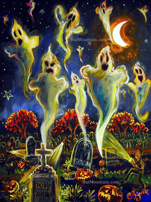 Graveyard Ghosts 2