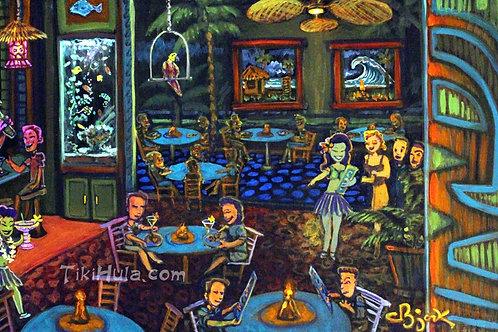 Tiki Island Lounge