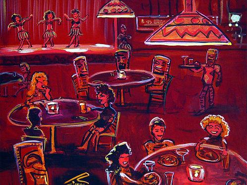 Inside Hula Lounge