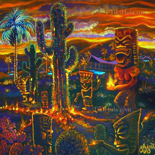 Desert Lava Cactus