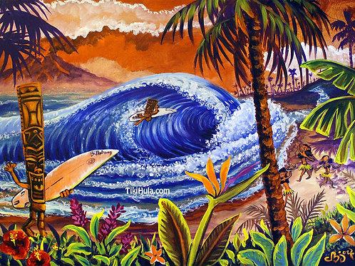 Billabong Surf Spot