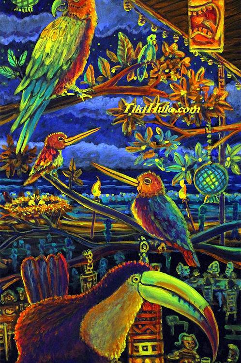 Tiki Bird Lounge