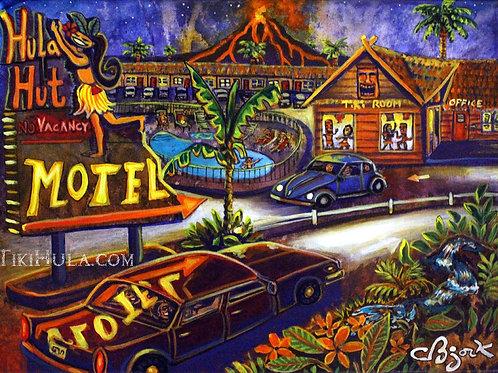 Hula Hut Motel