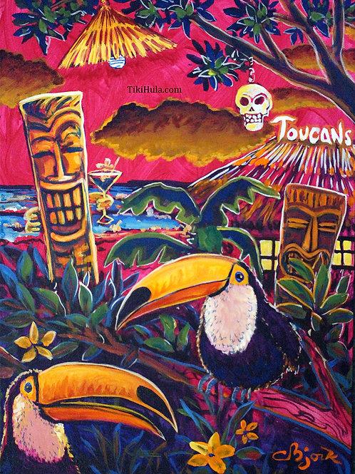 Toucans Hut