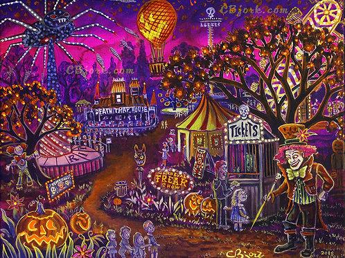 Carnival Freak Show