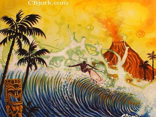 Island Surfer