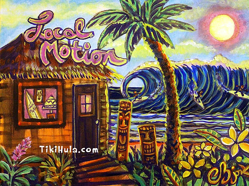 Local Motion Surf Hut