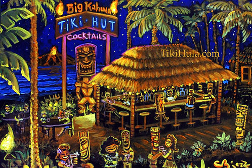 Big Kahuna Bar