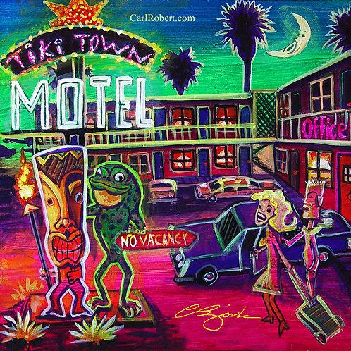 Tiki Town Motel