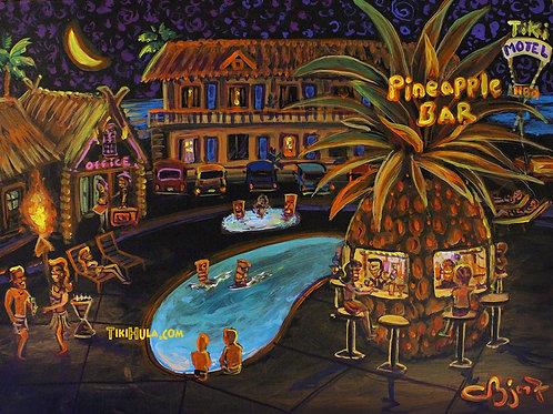 Motel Pineapple Bar