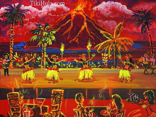 Hula Luau